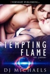 tempting flame cover art